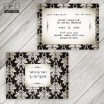 הזמנות מעוצבות לחתונה