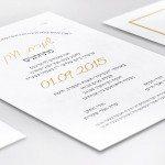 הזמנות לחתונה קלאסי