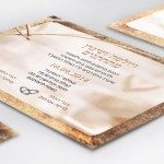 הזמנה לחתונה טבעות