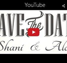 יוטיוב הזמנה לחתונה
