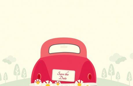 עיצוב הזמנות לחתונה דרך האתר